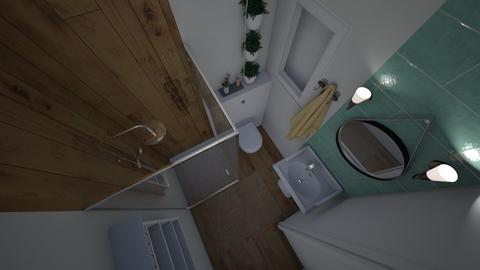 buldum - Bathroom  - by Flori Santa