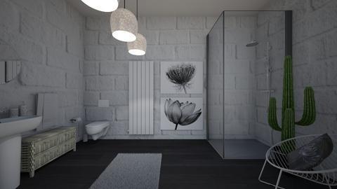 bathroom 2 - Bathroom  - by guacamolestyle