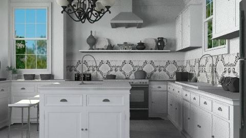 Kitchen Cravings - Kitchen  - by jenshadow_222