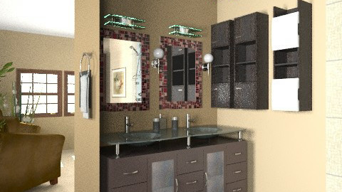 Tallo2 - Minimal - Bathroom  - by pdsmatt