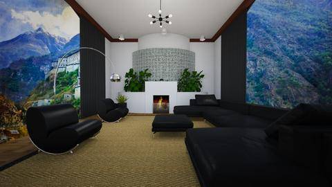 MOD - Modern - Living room - by timeandplace