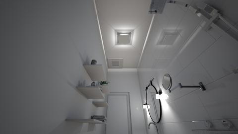 home bathroom view 3 - Minimal - by dindin01
