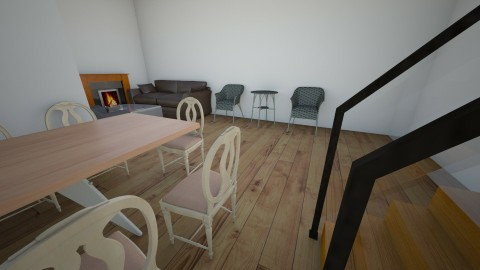 Diningorliving Room - Living room  - by annabee51