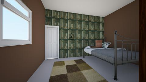 Bedroom  - Vintage - by lucywellerx