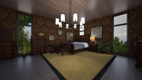Sophia Room - Eclectic - Bedroom  - by skz1