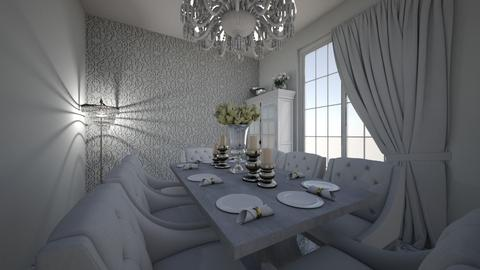 Grand Diner - Glamour - Dining room  - by Jenna2008