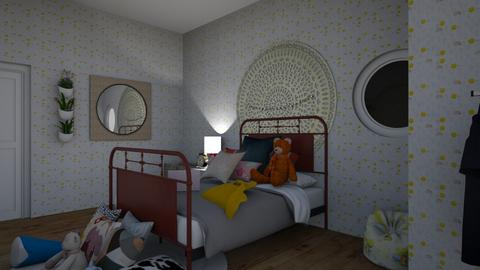 teenagers bedroom - Classic - Bedroom  - by planningformydreamroom