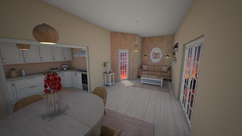 554 - Living room - by Sophia Giann