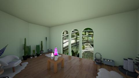 Zen room - by USAgymnatics