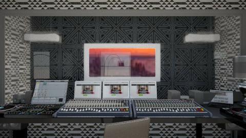 Studio_Synthakt - Modern - Office  - by Gre_Taa