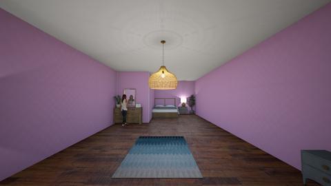 kik room - Bedroom  - by inkabeth