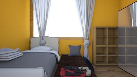 Dinnig rooom - Bedroom  - by Monica_Gallegos