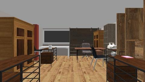 MESANINE - Vintage - Office  - by ElssyAndrea