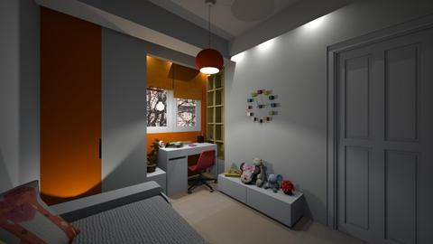 Jana Detska - Kids room  - by PlaFF