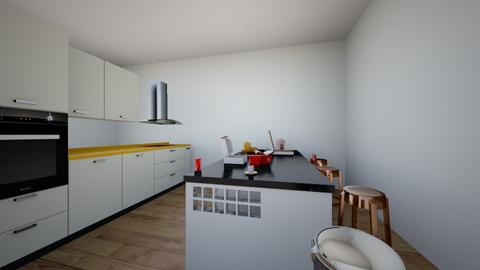 kitchen - Rustic - Kitchen - by snack mix