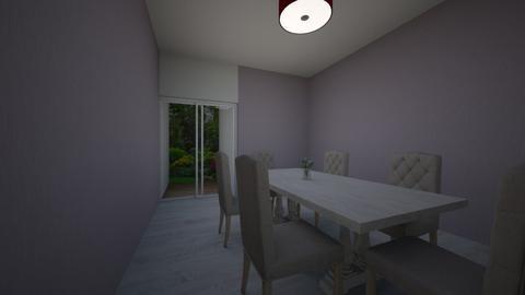 beachy diningroom - Dining room - by LuckyVicky