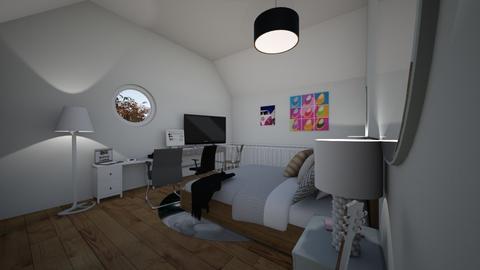 experiment - Bedroom - by brookwilliam