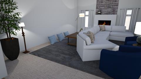 SharedRoom - Living room  - by krdiben