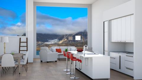 Floor Lamps Scandinavian - Living room  - by crystal_clear_skies