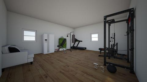 Gym - Masculine - by Use the name