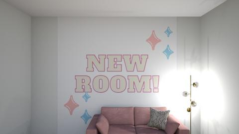 New room - by llamaperson