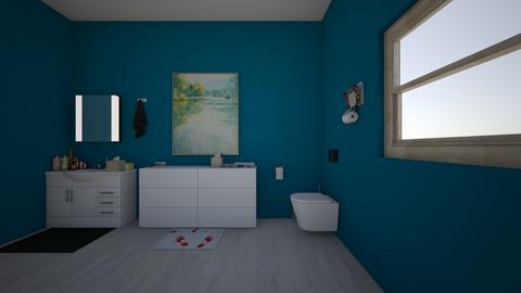 Banheiro - Bathroom  - by serpente