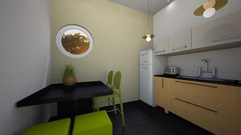 Coop - Kitchen  - by kkboydstun