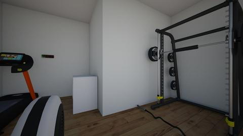 gym and basement - by costello2008