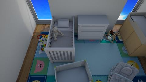bercario incompleto - Kids room  - by JoARQUITETA1