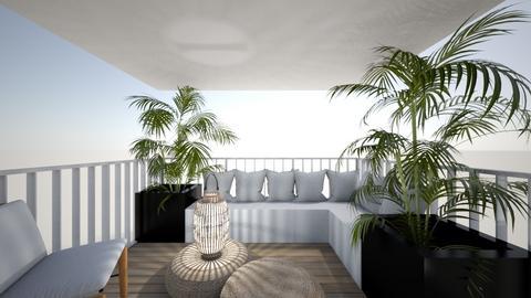 Balkon  - Garden  - by Quincyb
