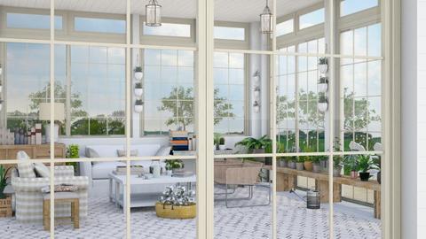 veranda e primavera - Garden  - by Charipis home