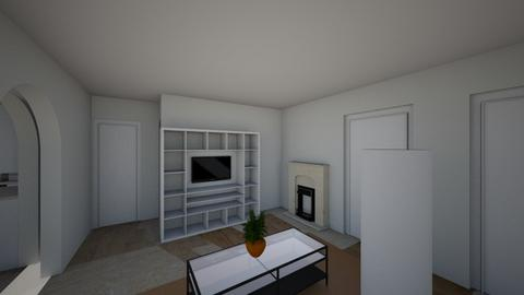 house bu - Modern - Bathroom  - by zsakbalazs