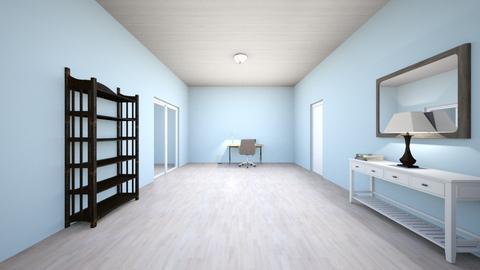 Books in your interior - Classic - Office  - by Rodrigo Aguilera Rodriguez