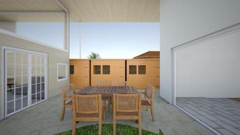 garden privacy w extensio - by paulgranby