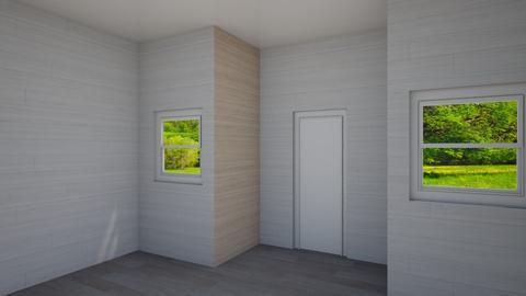 3D - Living room - by Vika100