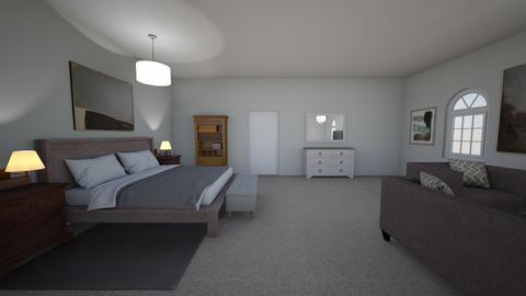 Yukios Room Master Bed - Bedroom - by nothing77