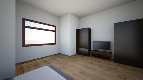 bedroom - Modern - Bedroom  - by Gary the man