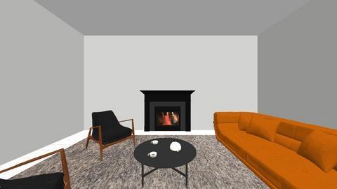 Orange Office - Office  - by gmoo