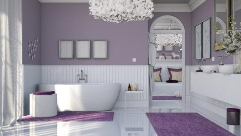 Ophelia - Eclectic - Bathroom  - by Claudia Correia