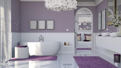 Ophelia - Eclectic - Bathroom - by Claudia Correia