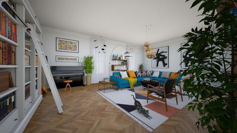 Conran Living Room 3 - Living room  - by RHD