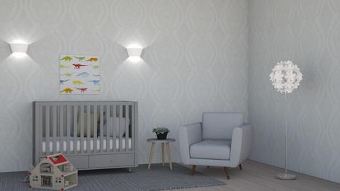 wurk 8 - Kids room  - by sriwanth12