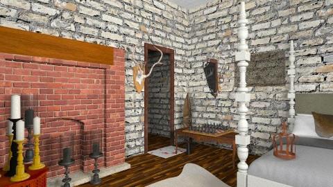 medeival bedroom 2 - Classic - Bedroom  - by zohaa101