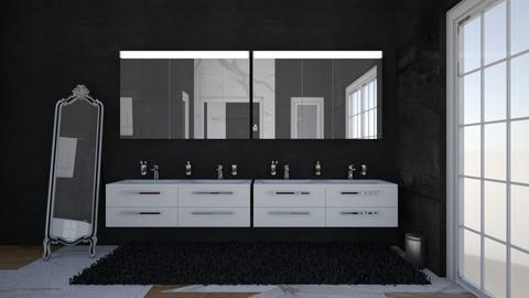 Master Bath - Modern - Bathroom - by moralesyoseph