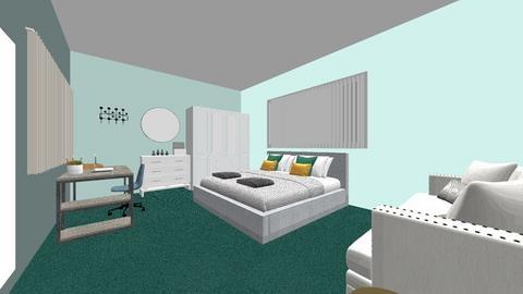 hola - Bedroom - by iratilorenzoalonso1