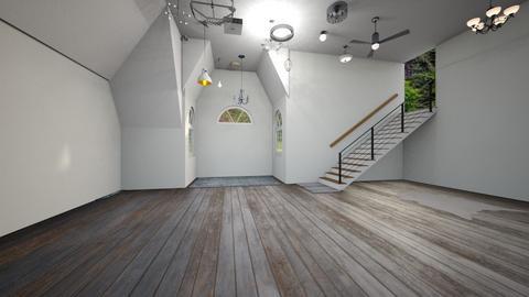 landed - Living room - by jdenae3