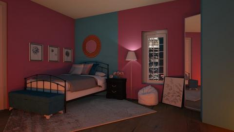 For KittyT6 - Feminine - Bedroom  - by Twice and Momo