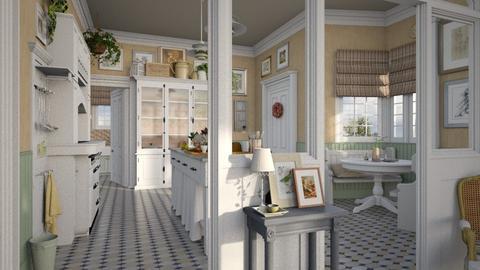 sc - Kitchen  - by marinmarin