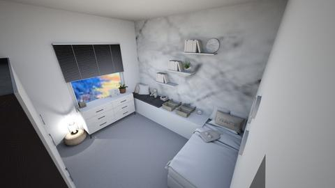 Small Bedroom 34 - Bedroom  - by Khayla Simpson