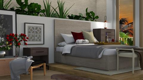 Paradise - Modern - Bedroom  - by millerfam